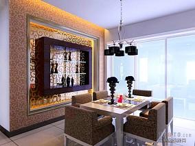 厨房木制百叶窗设计