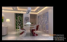 小户型客厅欧式装修欣赏图