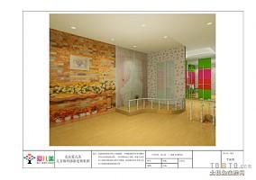 复古风格温馨卧室效果图
