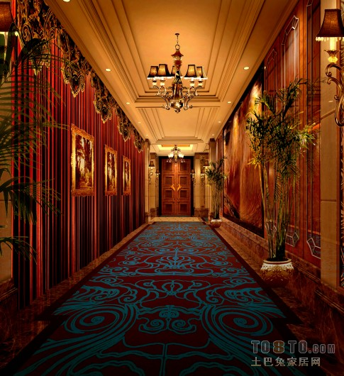 上海采岩景观设计有限公司最新作品 歌舞迪厅装修设计案例