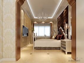 卧室传统窗户