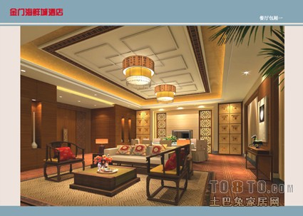 海鲜酒楼-酒店宾馆/客房装修效果图图片