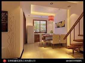 现代风格卫生间瓷砖效果