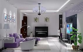 精美loft休闲区现代装修设计效果图