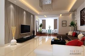 现代大客厅设计
