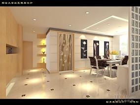 现代4室2厅2卫装修图客厅设计欣赏
