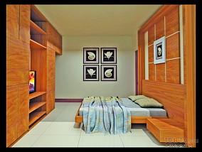 现代简约别墅室内装修