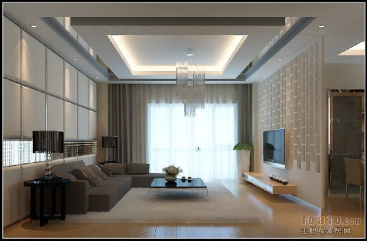 现代样板房高清图片