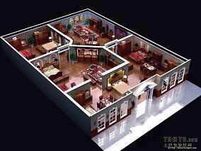 两室两厅带阁楼