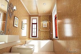 欧式卫生间浴室柜图片