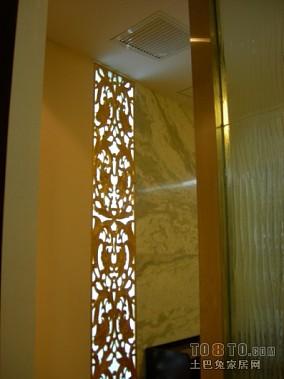 美式风格复式房室内图片