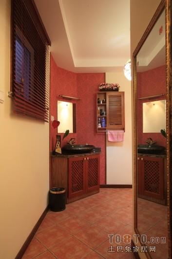 典雅39平混搭小户型玄关装饰图片玄关