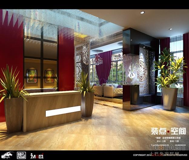 缕空空间出品--装点-刘丹姚斑竹的设计师家园3d造型设计工程师图片