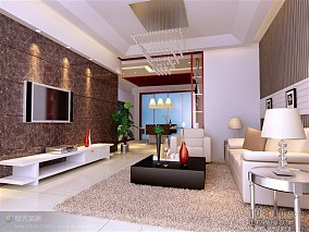 精致小公寓设计效果图