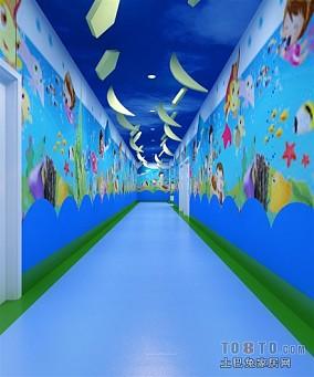 幼儿园环境布置吊饰