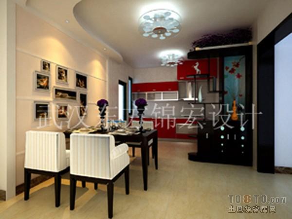 土巴兔装修网 中国最大的设计、装修、建材综合门户网站-中式现代餐
