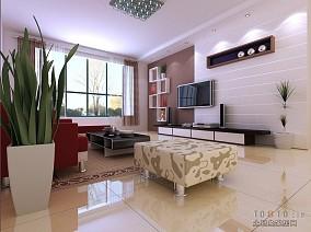 黑白极简风格复式楼设计图