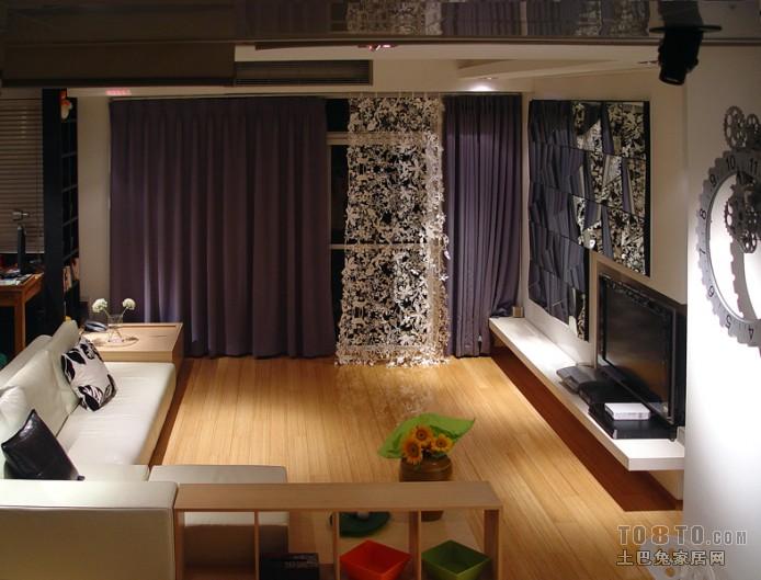 现代简约客厅颜色