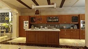 厨房吧台宽度