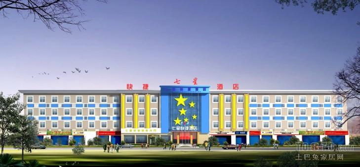 快捷酒店修改后222副本售楼中心其他设计图片赏析