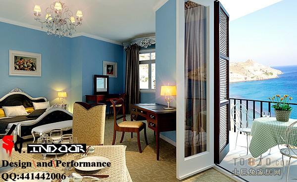 华丽55平混搭复式客厅装饰图客厅潮流混搭客厅设计图片赏析