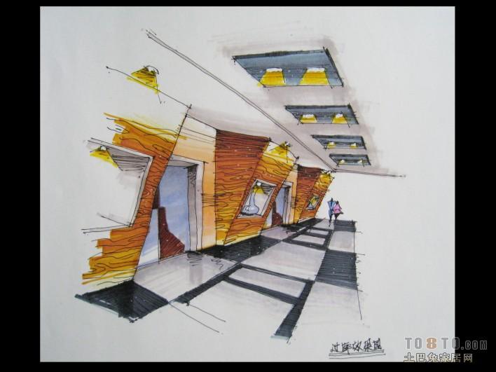 PS03酒店空间其他设计图片赏析