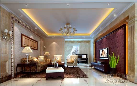 热门面积116平复式客厅混搭装饰图片客厅潮流混搭客厅设计图片赏析