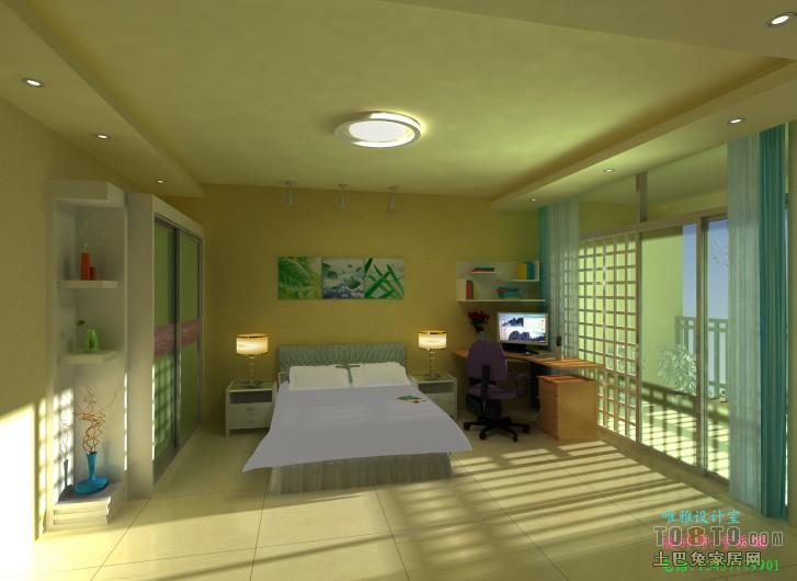 热门面积82平混搭二居卧室装修实景图片卧室潮流混搭卧室设计图片赏析
