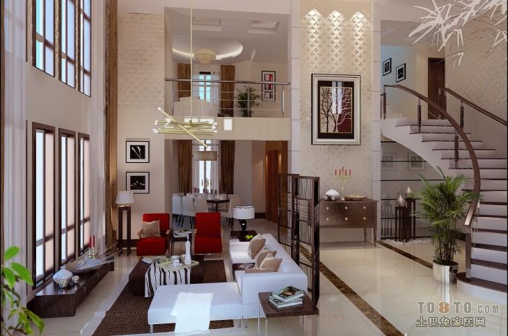 003客厅潮流混搭客厅设计图片赏析