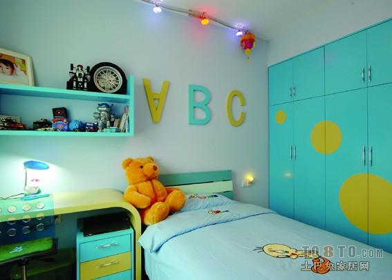 007卧室潮流混搭卧室设计图片赏析