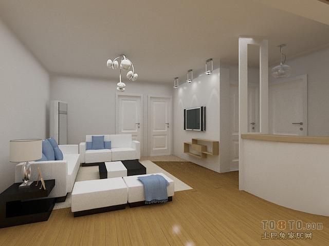 4客厅潮流混搭客厅设计图片赏析