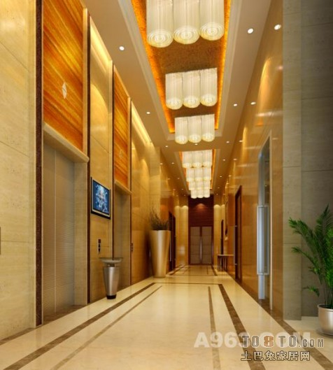 酒店空间其他设计图片赏析
