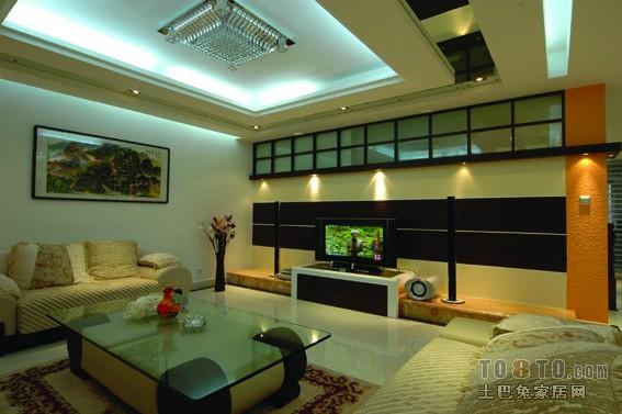 精美96平混搭三居客厅装饰图片客厅潮流混搭客厅设计图片赏析