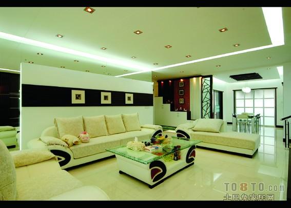 质朴127平混搭三居客厅实景图片客厅潮流混搭客厅设计图片赏析