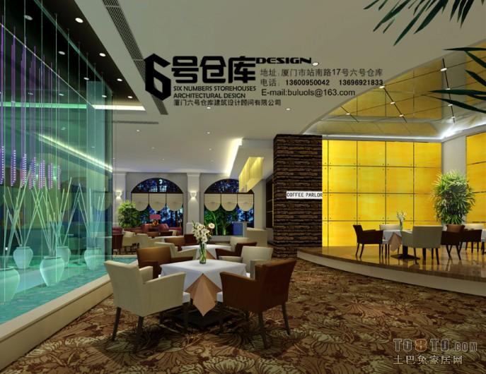 西餐厅副本酒店空间其他设计图片赏析