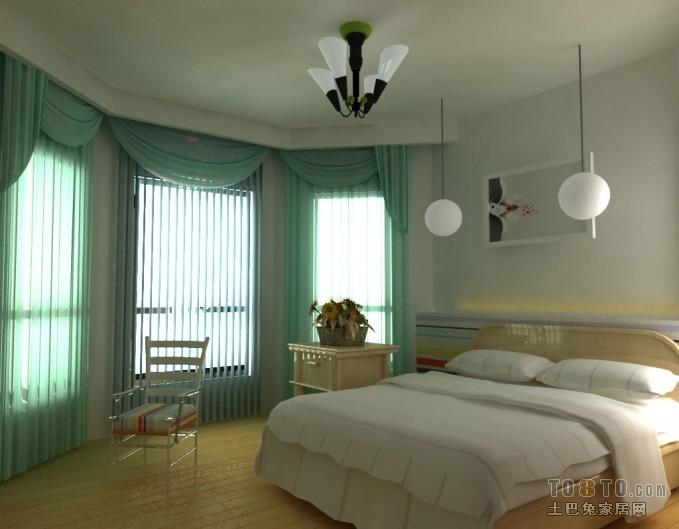 精美101平米三居卧室混搭装修实景图片大全卧室潮流混搭卧室设计图片赏析