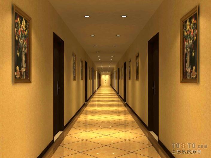 过道效果图a客厅潮流混搭客厅设计图片赏析