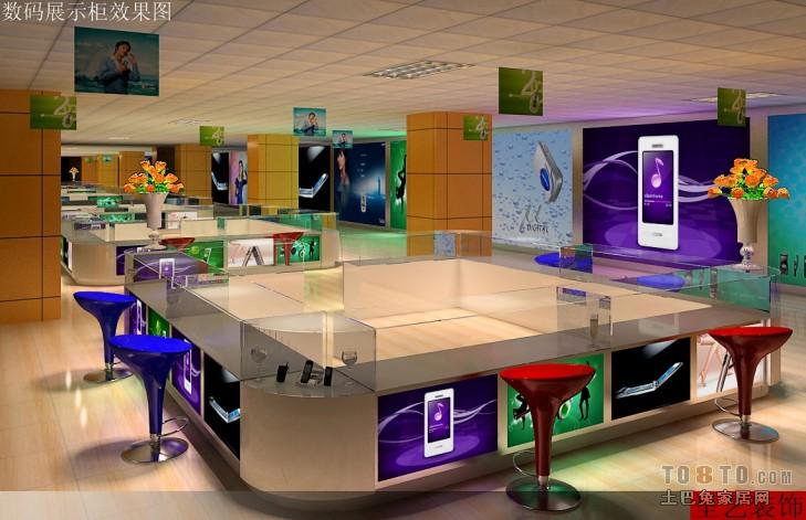 展示柜购物空间其他设计图片赏析