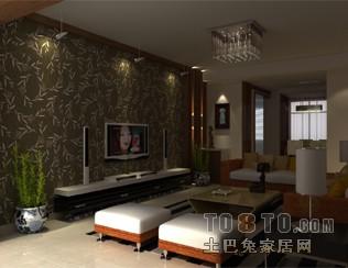 g客厅潮流混搭客厅设计图片赏析