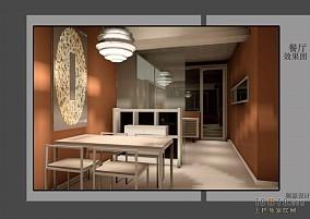 现代酒店室内大堂效果图