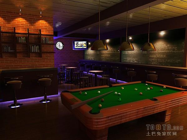 酒吧灯光设计图片餐饮空间设计图片赏析