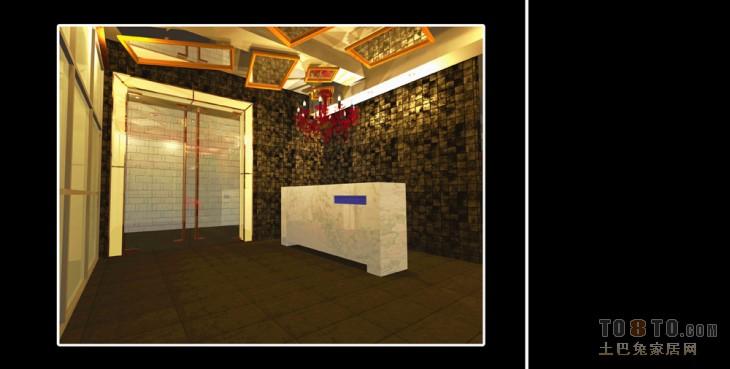 入口购物空间设计图片赏析