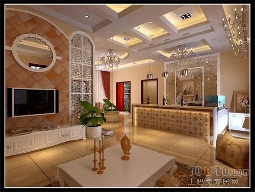 21客厅潮流混搭客厅设计图片赏析