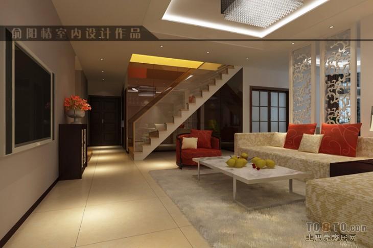 平米混搭复式客厅装修设计效果图片欣赏客厅潮流混搭客厅设计图片赏析