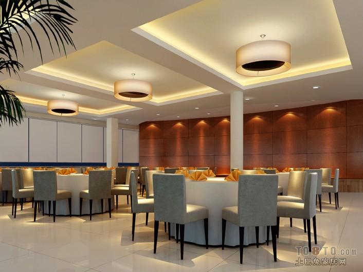 餐厅角度3ROOD酒店空间设计图片赏析