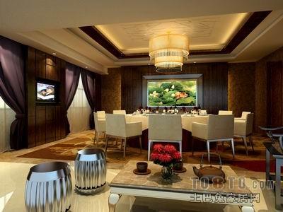 调整大小夹江餐厅小包间酒店空间其他设计图片赏析