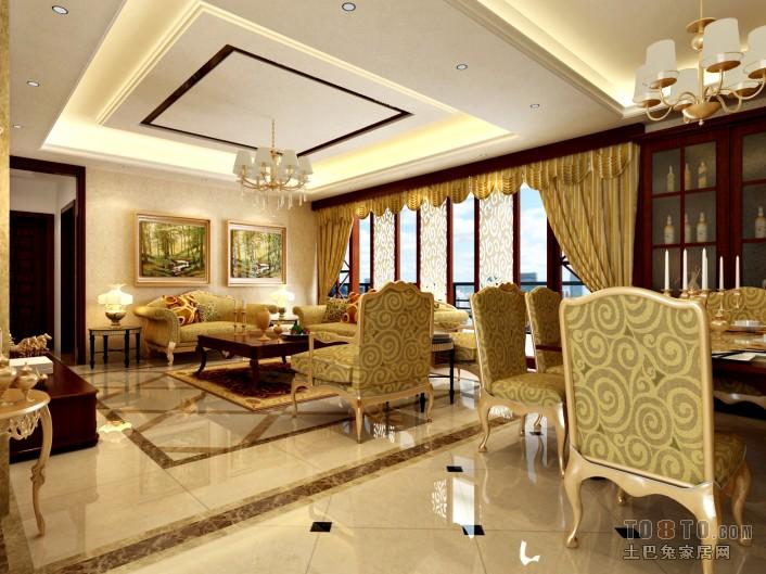 客厅2bb客厅潮流混搭客厅设计图片赏析