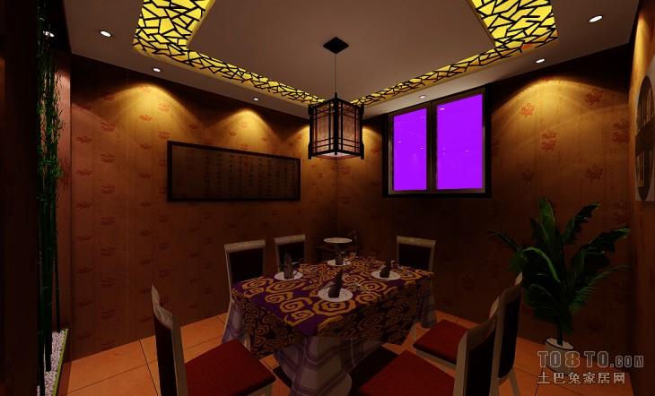 茶楼06副本餐饮空间其他设计图片赏析