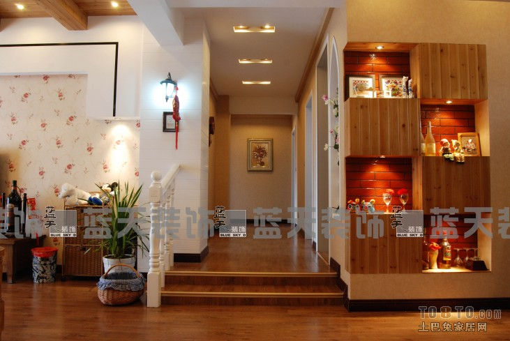 精美93平米3室客厅混搭装饰图片客厅潮流混搭客厅设计图片赏析