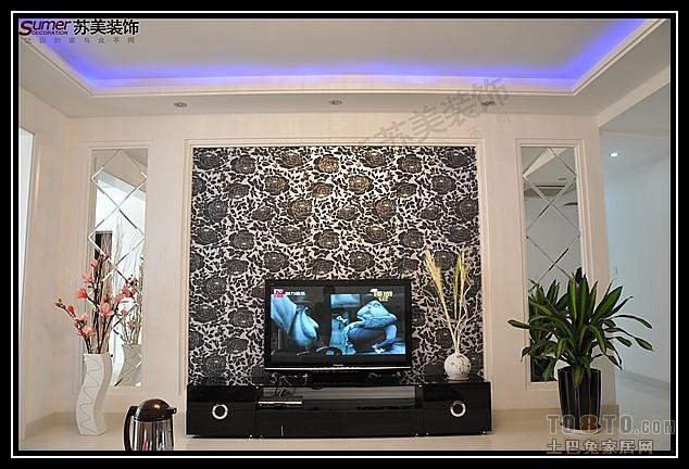 DSC0798副本副本客厅潮流混搭客厅设计图片赏析
